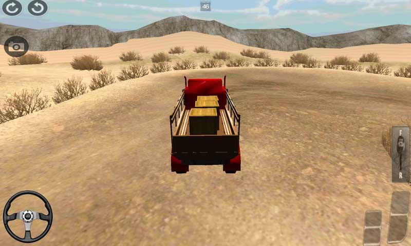 3D卡车模拟停车手机版截图