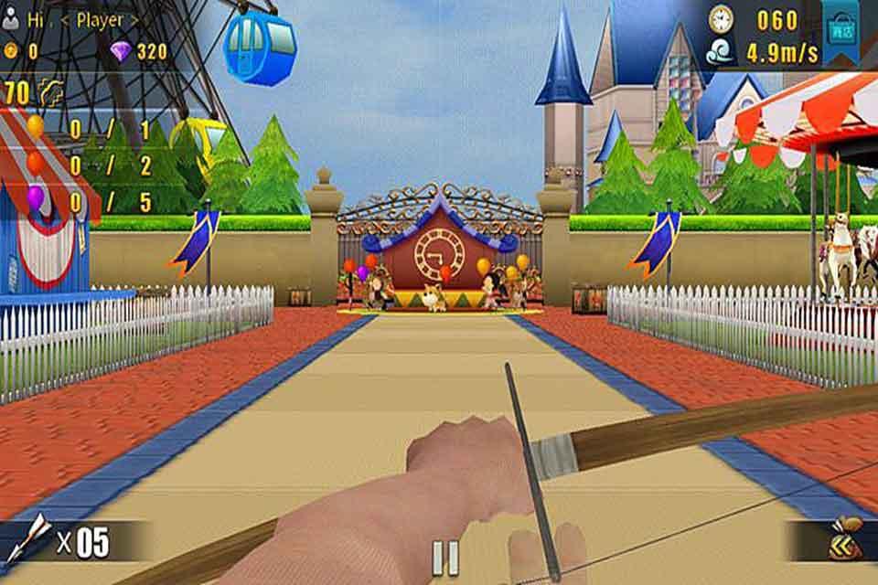 3D射箭2手机版截图
